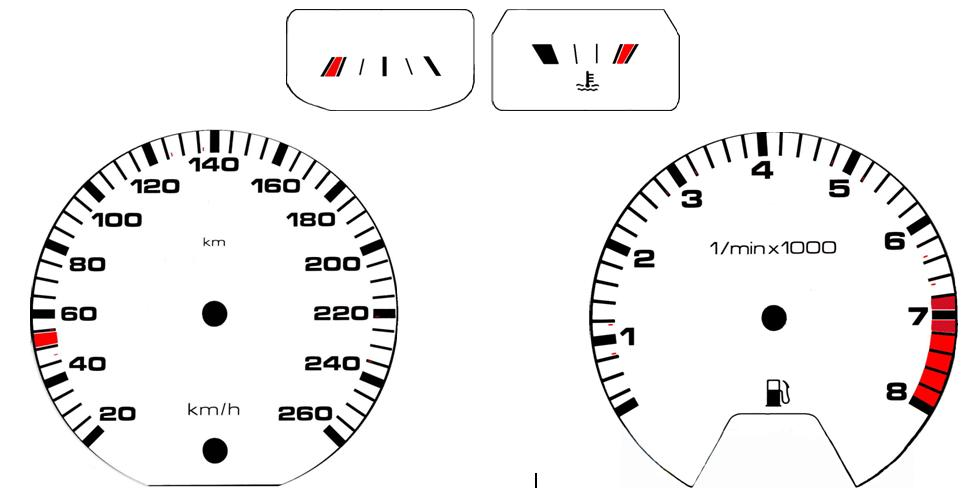 Gauges on 2003 honda civic belt diagram