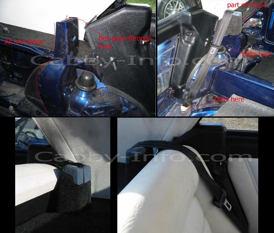 interior rh cabby info com 1992 VW Golf 1987 VW Golf 4 Door