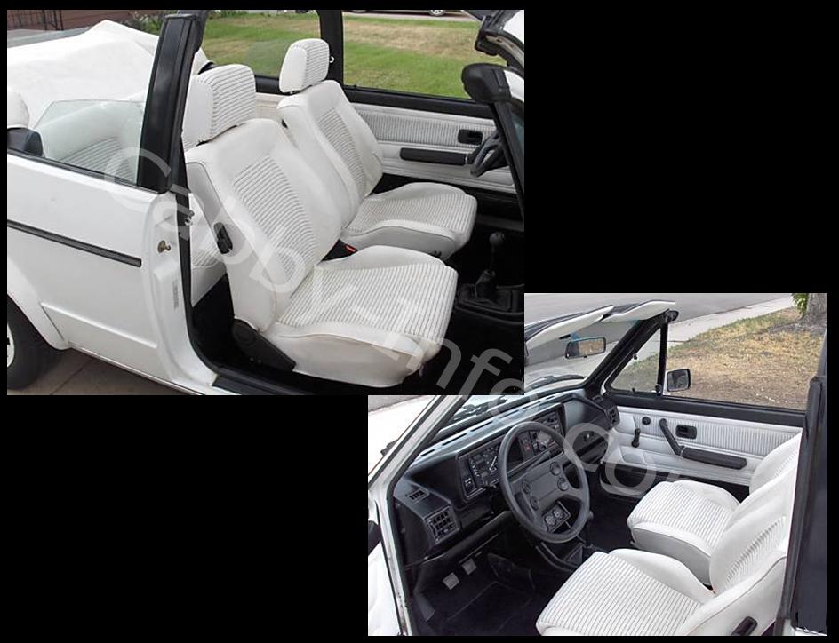 """VW Rabbit Forum """" Reparing Top, Replacing Upholstery"""" Volkswagen Rabbit Owners Club"""